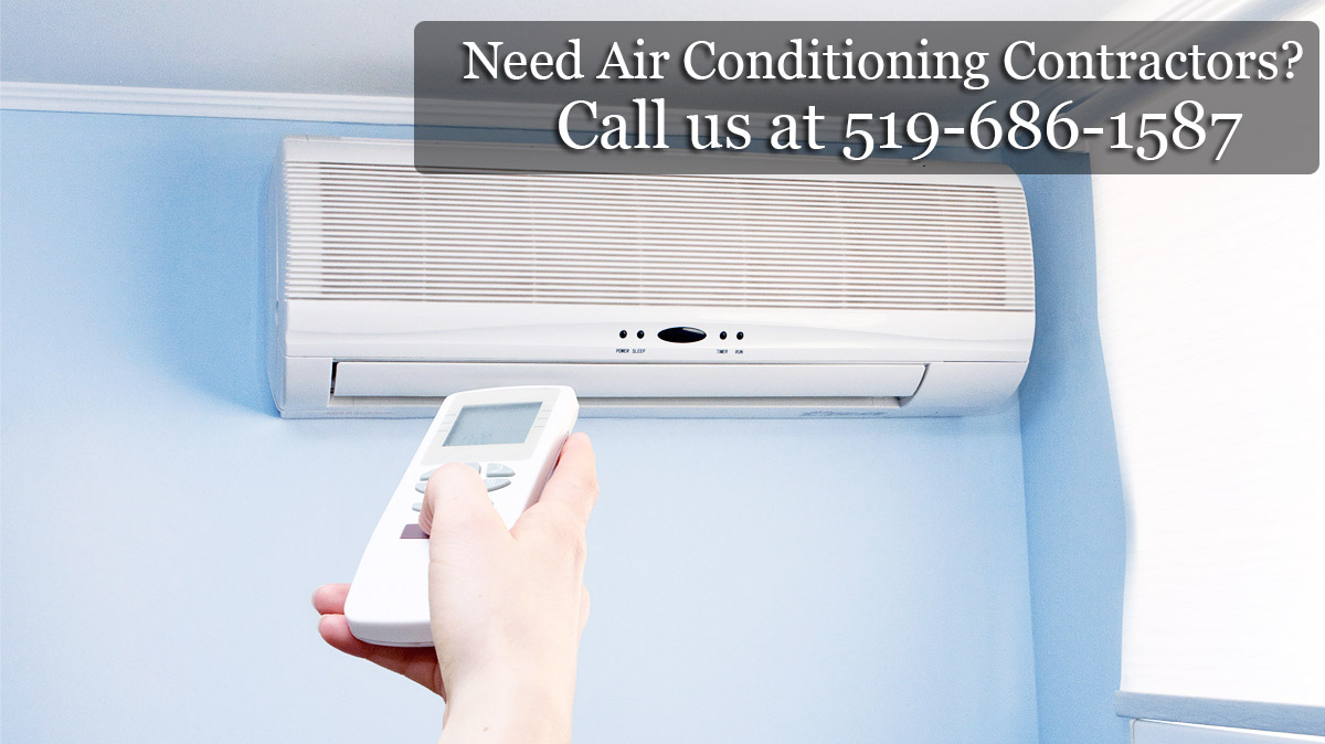 Air Conditioning Contractors London